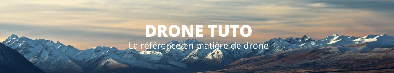 DRONE TUTO